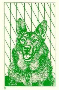 Green 2 Guardian Dog