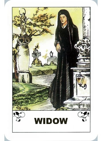 Widow card