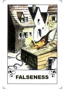 Falseness