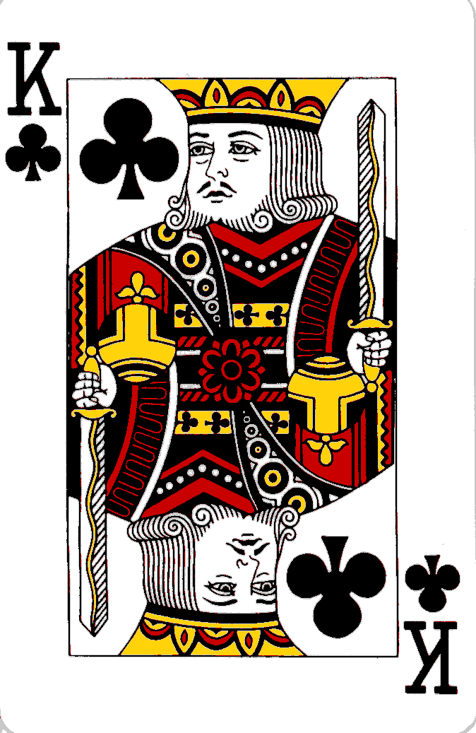 cards king queen