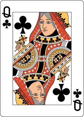 reading with playing cards | The Card Lover